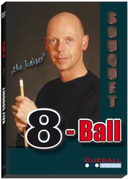 Billard: Ralf Souquet 8 Ball DVD -