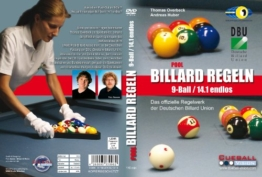 Pool Billard Regeln 9 Ball / 14.1 endlos -