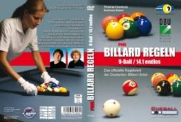 Pool Billard Regeln 9 Ball / 14.1 endlos -