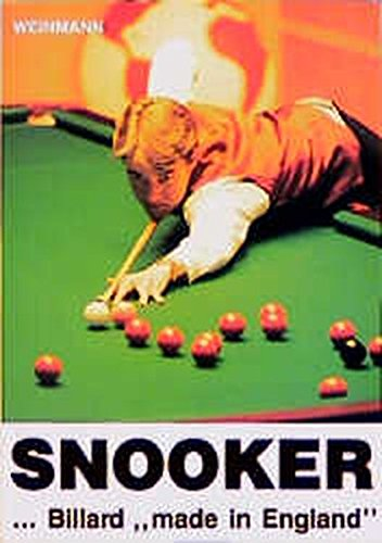 "Snooker: ... Billard ""Made in England"" -"