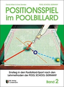 Trainingsmethoden der Pool School Germany: Positionsspiel im Poolbillard -